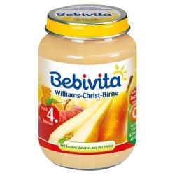 Bebivita Deserek Gruszka Jabłko 190g 4m Wit C