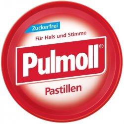 Pulmoll Mentolowe Cukierki Na Kaszel B/Cukru