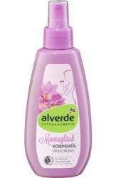 Alverde Naturalny Olejek Do Ciała dla Kobiet Ciąży Wegan