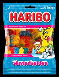 Haribo Żelki Wigilijne Świąteczne Mikołaj Winterhelden