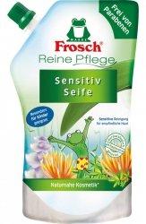 Frosch Wegańskie mydło w płynie Sensitiv 500 DE