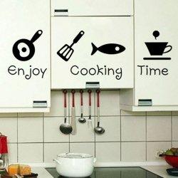 m-din Naklejki na ściane Szafki Ścienne Kuchnia
