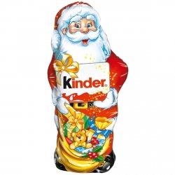 Ferrero Kinder Czekoladowy Mikołaj Święta 110g