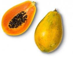 Świeże brazylijska Papaja Melonowiec właściwy
