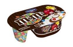 Danone Kremowy Jogurt Z Drażami M&M's NEW