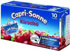 Capri Sonne Wiśniowy Sok Ze Słomką 10x200ml