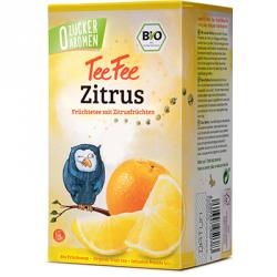 TeeFee BIO Herbatka z cytrusami bez cukru Wegańska