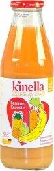 Kinella Sok 100% Banan Marchew Ananas Pomarańcz 4m 500ml