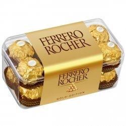 Ferrero Rocher pralinki z kremem 200g Gold Edition