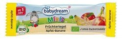 BabyDream Bio Batonik Wafelek Jabłko Banan 1r 25g