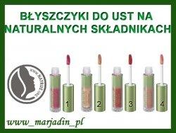 Alverde Naturalny Błyszczyk Szminka Różne Kolory