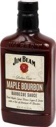 Jim Beam Maple Bourbon Amerykański Sos BBQ Whisky