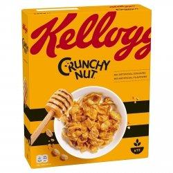 Kellogg's Crunchy Nut Płatki Orzeszki Miód Witaminy 330