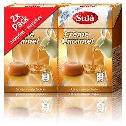 Sula Cukierki Bez Cukru Karmelki Kremowe 2x44