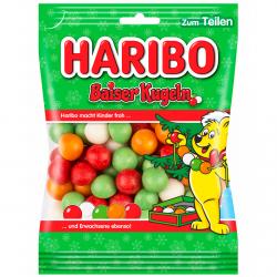 Haribo Wigilijne Kolorowe Kulki Baiser Kugeln