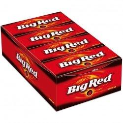 Wrigley's Big Red Guma Do Żucia 120 listków