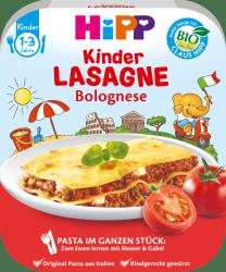 Hipp Bio Lasagne Bolognese z Wołowiną na tacce 12m 250g