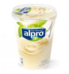Alpro Aksamitny Jogurt Sojowy Wanilia
