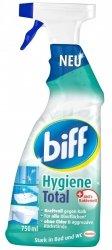 Biff Hygiene Total Antybakteryjny Spray do Łazienki 750