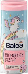 Balea Żel Prysznic Babeczkowy Tęczowy :)
