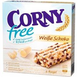 Corny Batony Zbożowe Biała Czekolada B/Cukru Dieta
