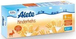 Alete Ciastka Kinder Keksy Pałeczki 180gr 8m