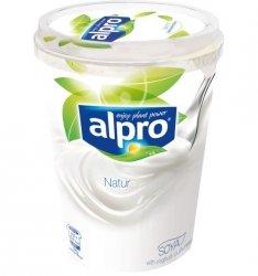 Alpro Naturalny Jogurt Sojowy Bez Laktozy
