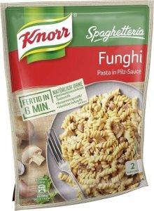 Knorr Funghi makaron w Sosie Grzybowym 2 porcje