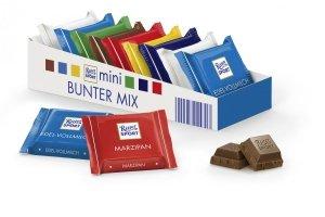 Ritter Sport Mix Czekoladek Czekolada mini 1szt 16,6g