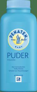 Penaten naturalny Puder na odparzenia dla niemowląt 100gr