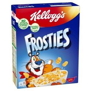 Kellogg's Frosties Płatki Kukurydziane Do Mleka 330