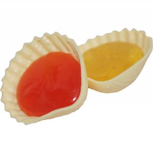 Cool Schleckmuscheln Karmelki w Muszelkach 1szt