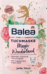 Balea Maseczka do twarzy Magic Wonderland 1szt