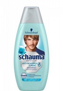 Schauma Men Przeciwłupierzowy szampon do włosów 400 ml