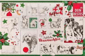 Dein Besten Kalendarz Adwentowy dla Psa 2020