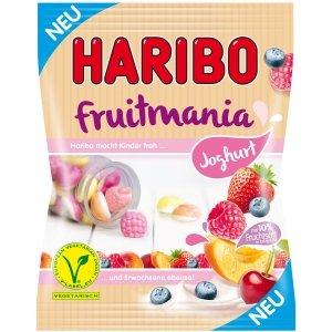 Haribo Fruitmania Żelki Owocowe Jagody Jogurt 175g