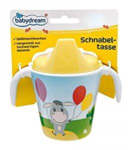 BabyDream Kubeczek z twardym dziobkiem do picia dla dzieci
