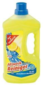 GG płyn do podłóg kafelków Cytrynowy 1L