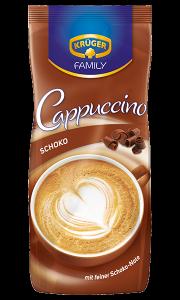 Kruger Schoko Cappuccino Czekoladowe 500g