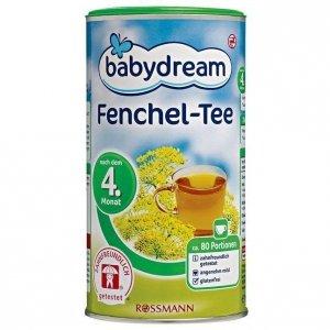 Babydream Bio Herbatka Koperkowa z Izomaltulozą 4m 80 porcji