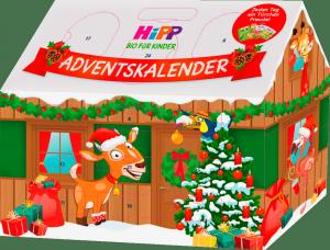 Hipp Kalendarz Adwentowy Dzieci Kosmetyki Smakołyki