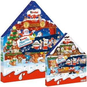 Kinder Maxi Mix Kalendarz Adwentowy Duży Domek 351g
