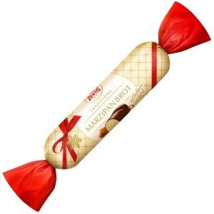 Zentis marcepanowy baton w ciemnej czekoladzie 175g