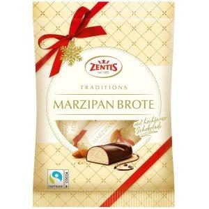 Zentis marcepanowe batoniki w ciemnej czekoladzie 8x25