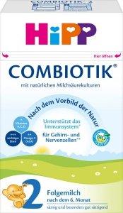 HiPP 2 BIO Combiotik 600g Mleko po 6miesiącu
