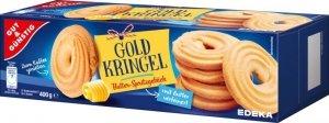 GG Gold Kringel Kruche Maślane Ciasteczka 400g