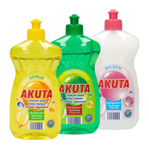 Akuta Original Citrus Balsam koncentrat do mycia naczyń 500ml