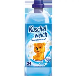 Kokolino płyn płukania Kuschelweich Sommerwind 1L DE