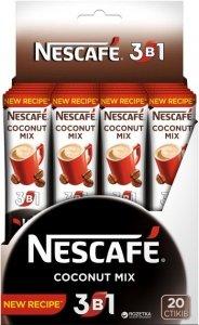 Nescafe Kawa 3w1 Coconut Mix Smaku Kokosowy
