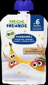 Erdbar Bio Owsianka na Dobranoc Mango Morela Banan 6m 100g